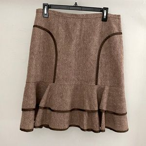 Intuitions Retro Style Skirt